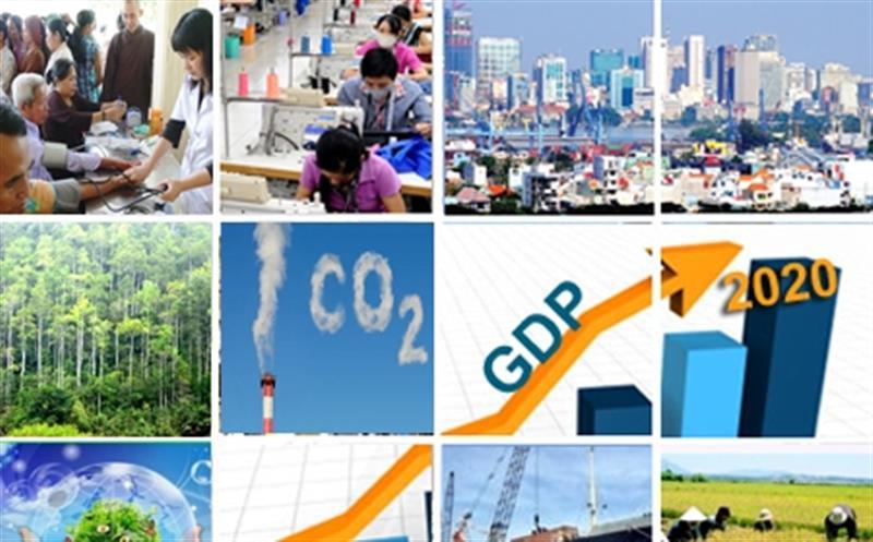 Hướng dẫn tuyên truyền kết quả phát triển kinh tế - xã hội năm 2019, mục tiêu, nhiệm vụ, giải pháp năm 2020